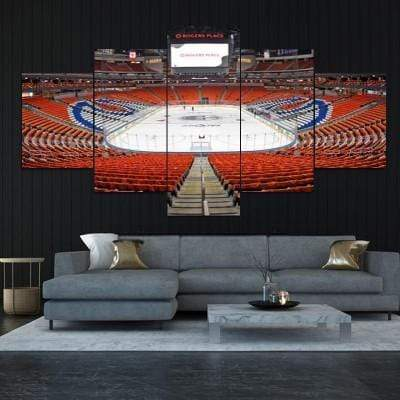 Edmonton Oilers Canvas Set - San Diego Art House