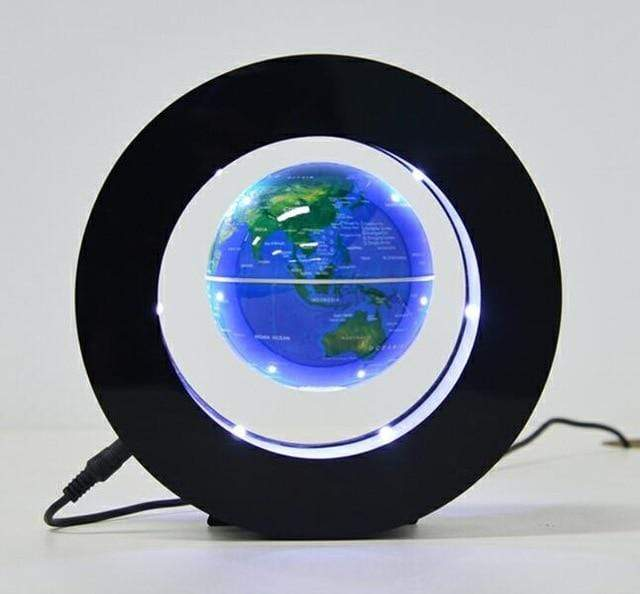 san-diego-art-house - Floating Magnetic Globe Night Light / World Map Ball - San Diego Art House - led home decor