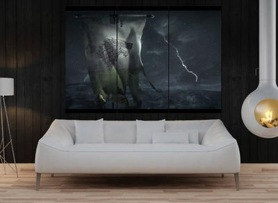 Game of Thrones Canvas Set - San Diego Art House