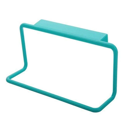 San Diego Art House Blue High Quality Towel Rack For Kitchen