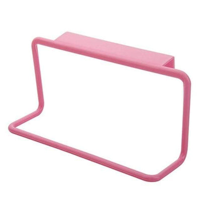 San Diego Art House Pink High Quality Towel Rack For Kitchen