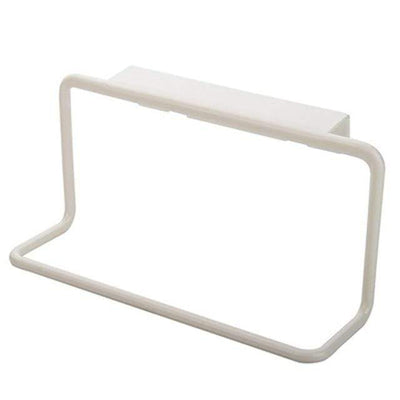 San Diego Art House White High Quality Towel Rack For Kitchen