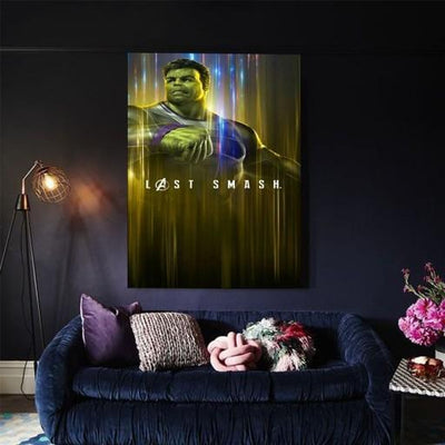 Hulk Canvas Set - san-diego-art-house