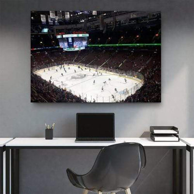 Ice Hockey Canvas Set - San Diego Art House