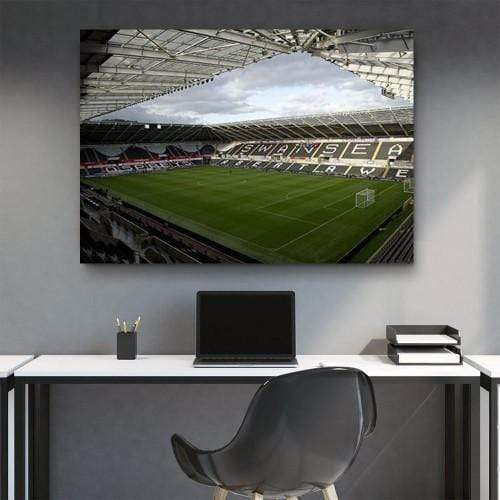 CANVAS ART LAB Liberty Stadium Canvas Set