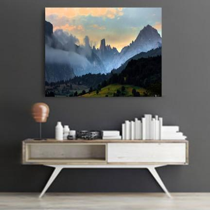 Naranjo De Bulnes Canvas Set