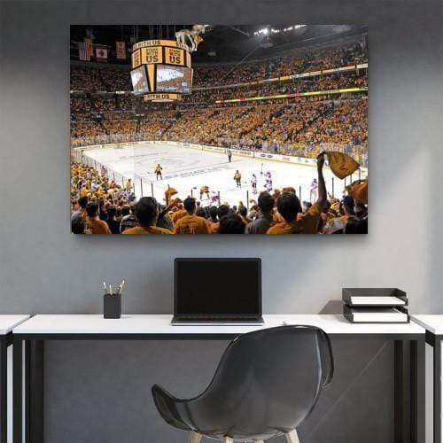 Nashville Predators Canvas Set - san-diego-art-house