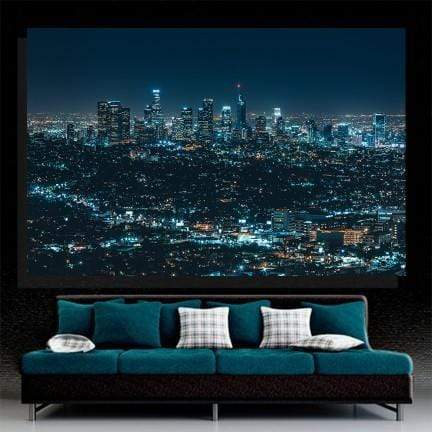 Night City Canvas Set