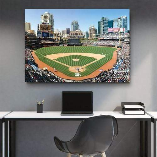CANVAS ART LAB Petco Baseball Park Canvas Set