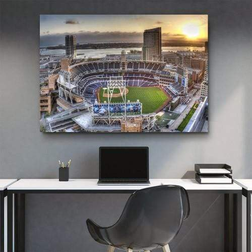 CANVAS ART LAB Petco Park Canvas Set