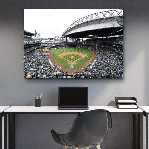 CANVAS ART LAB Safeco Field Canvas Set