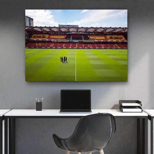 Soccer Stadium Canvas Set - san-diego-art-house