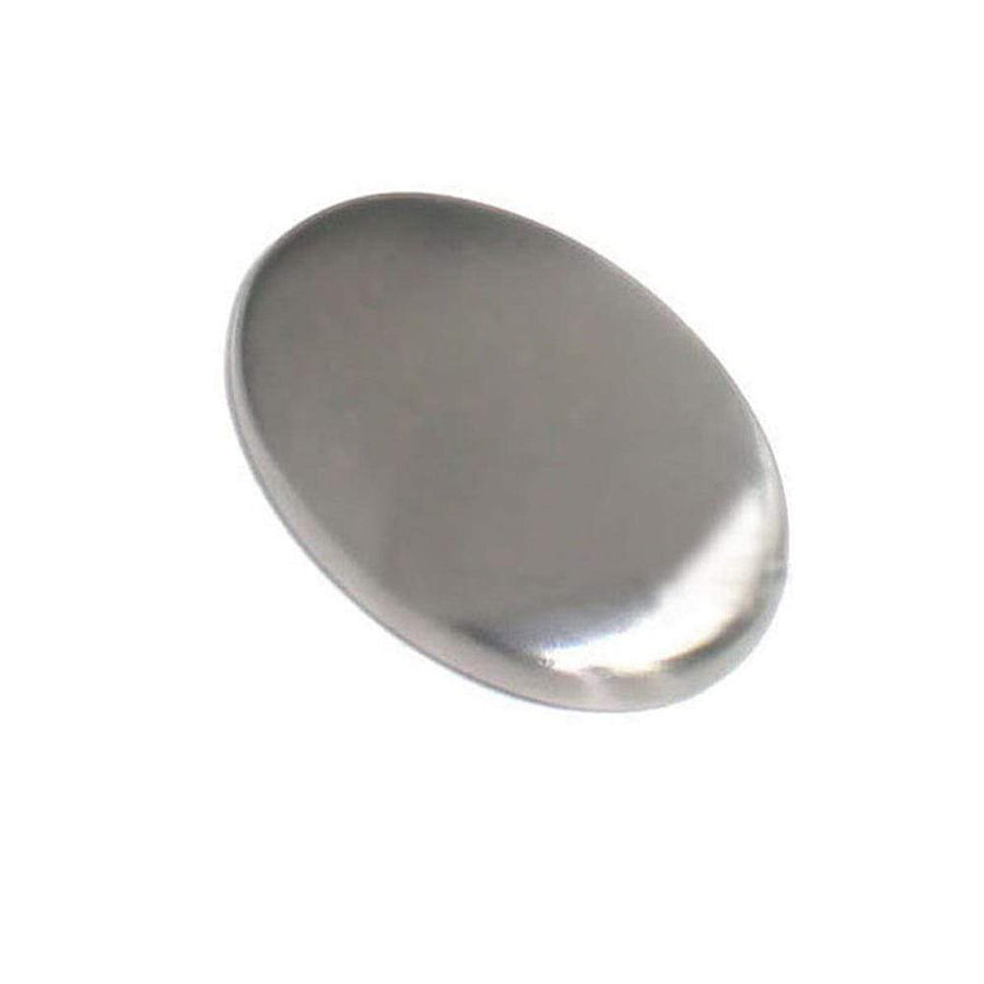 Stainless Steel Soap Kitchen Bar Odor Remover / Garlic Deodorize Gadget - san-diego-art-house
