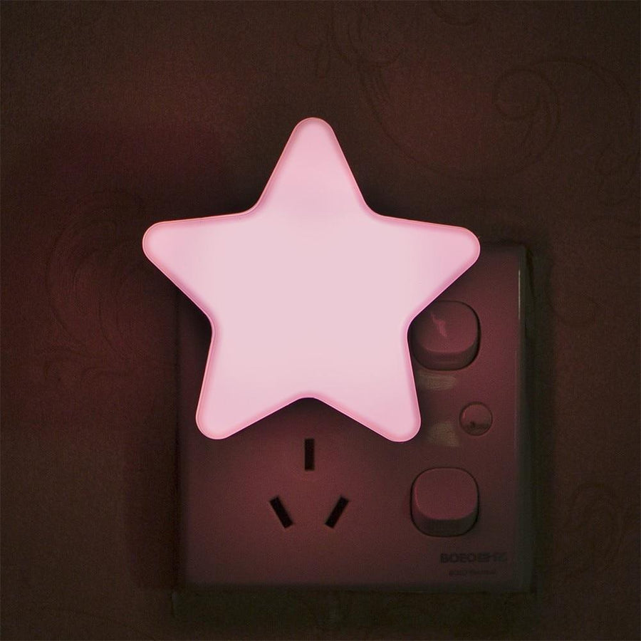 StarBaby Nursery Lamp - San Diego Art House