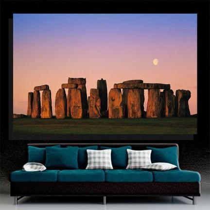 Stonehenge | England Canvas Set