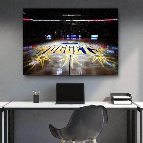 The Nuggets Stadium Canvas Set