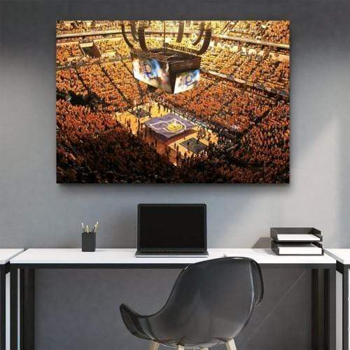 The Pacers Stadium Canvas Set