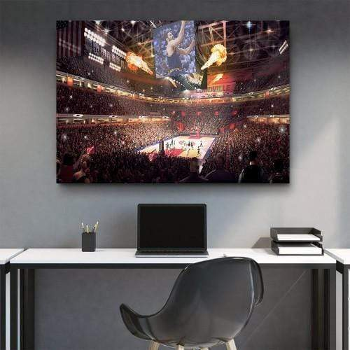 The Q Arena Canvas Set