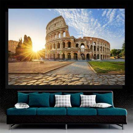 The Roman Colosseum Canvas Set