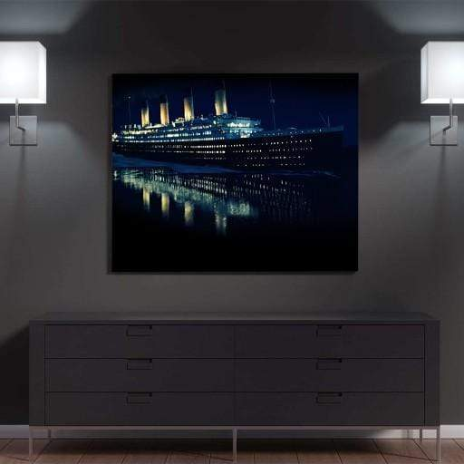 Titanic Canvas Set