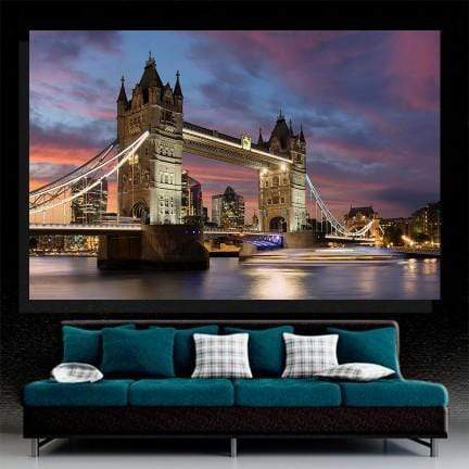 Tower Bridge | England Canvas Set