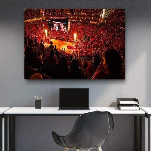 Toyota Center Houston Rockets Canvas Set