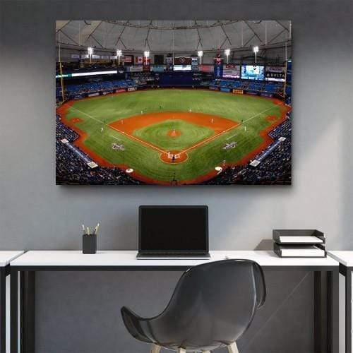 CANVAS ART LAB Tropicana Field Canvas Set