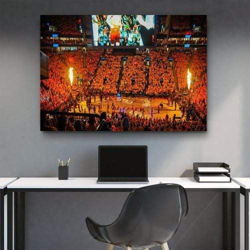 Warriors Arena Canvas Set