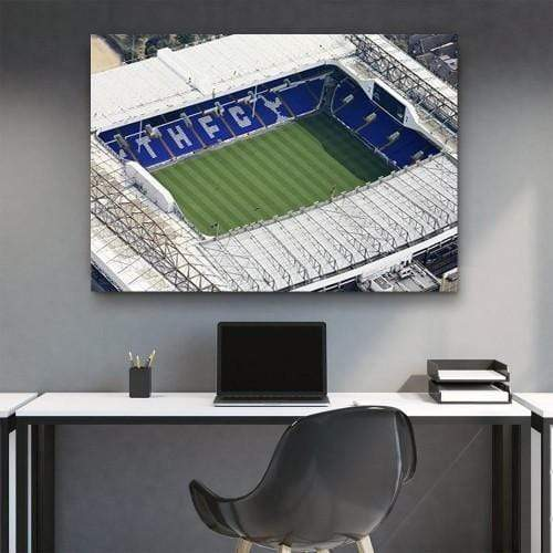 san-diego-art-house - White Hart Lane Stadium Canvas Set - CANVAS ART LAB -