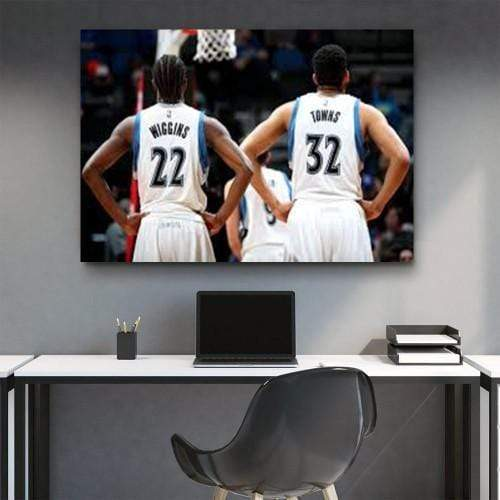 Wiggins And Towns Canvas Set