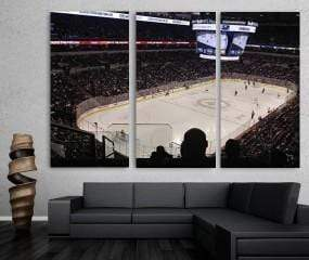 Winnipeg Jets VS Nashville Predators Canvas Set - san-diego-art-house