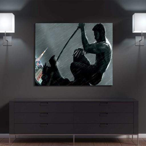 Wolverine Canvas Set 2