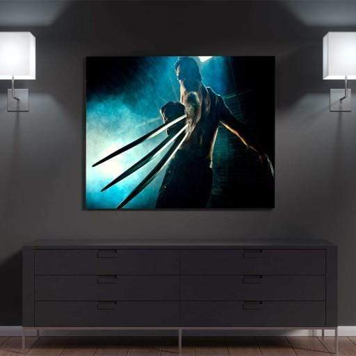 Wolverine Canvas Set