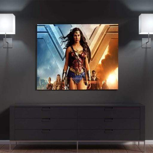 Wonder Women Canvas Set