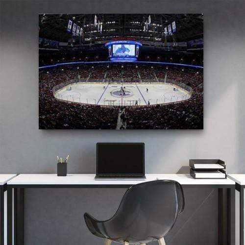 World Juniors Rogers Arena Canvas Set
