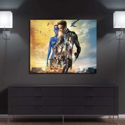 X Men Canvas Set