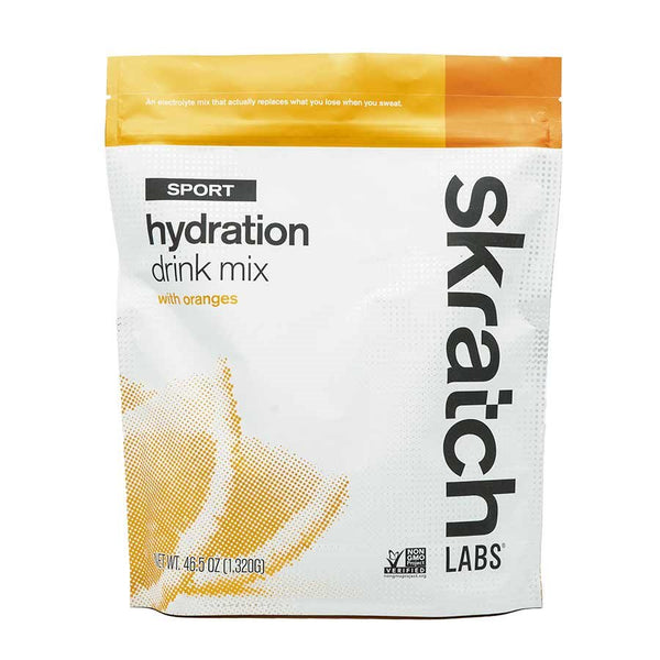 Skratch Labs Sport Hydration Drink, Drink Mix, Orange, 60 Servings