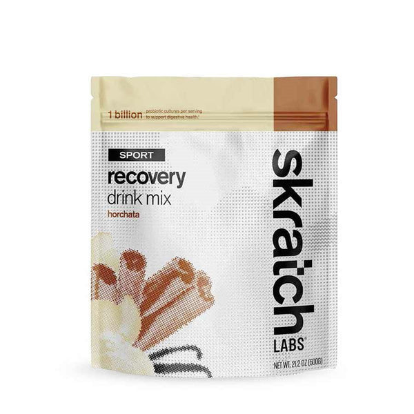 Skratch Labs Sport Recovery Drink, Drink Mix, Horchata, 12 Servings