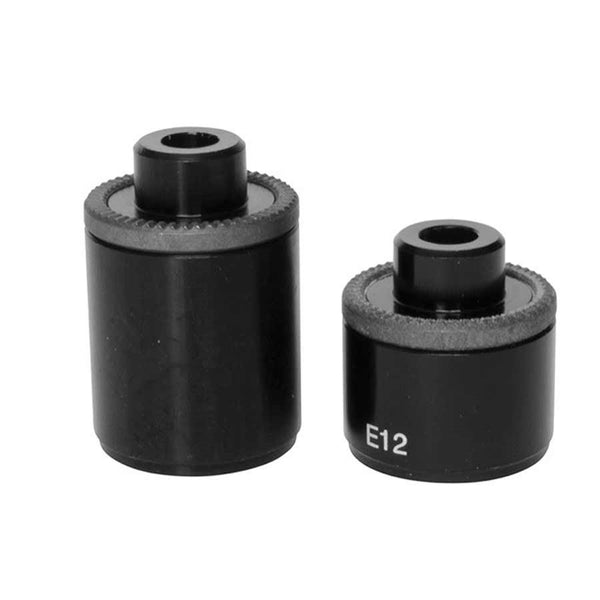 Stan'S No Tubes Neo Axle End Caps Rear Black Qr - 135Mm - Cl