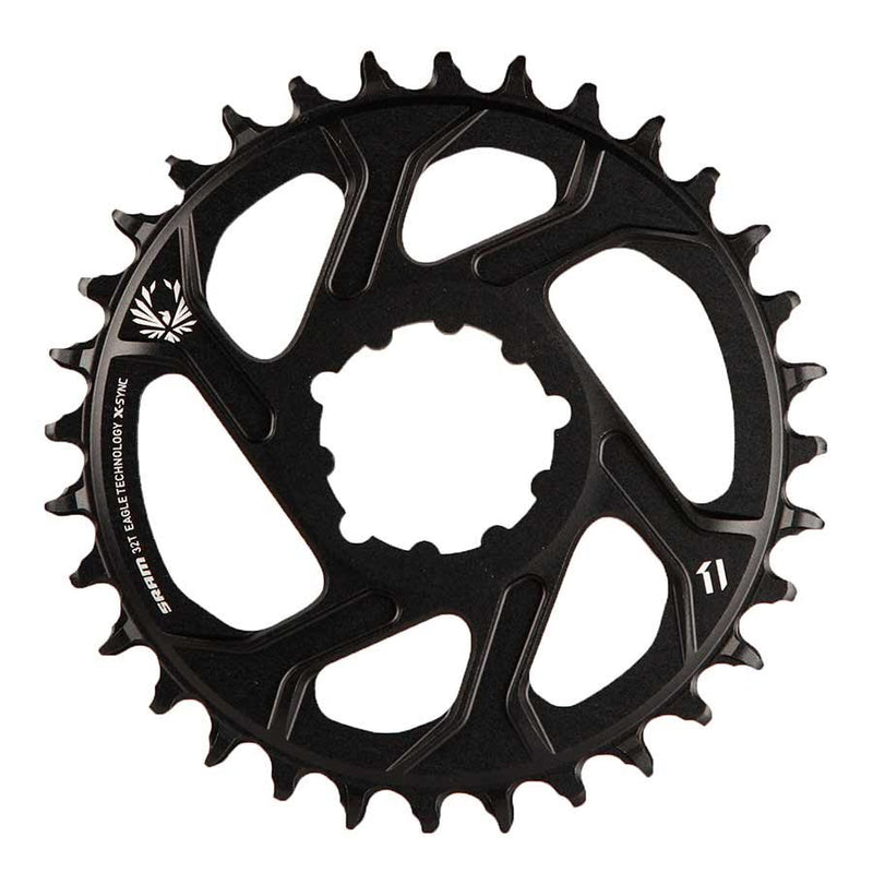 Sram X-Sync, 12Sp., Bcd: Direct Mount, Single Chainring, Aluminum
