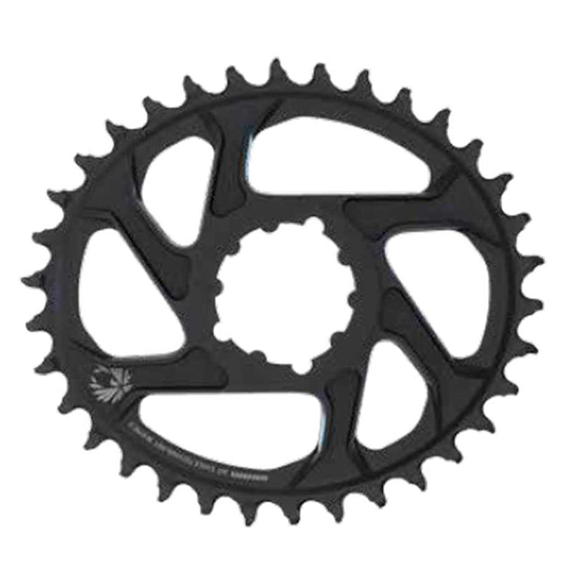 Sram X-Sync 2 Oval, 11/12Sp, Bcd: Direct Mount, Aluminum