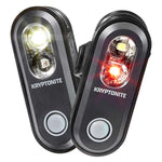 Kryptonite Avenue F-70/R-35 Dual Mode Light Combo