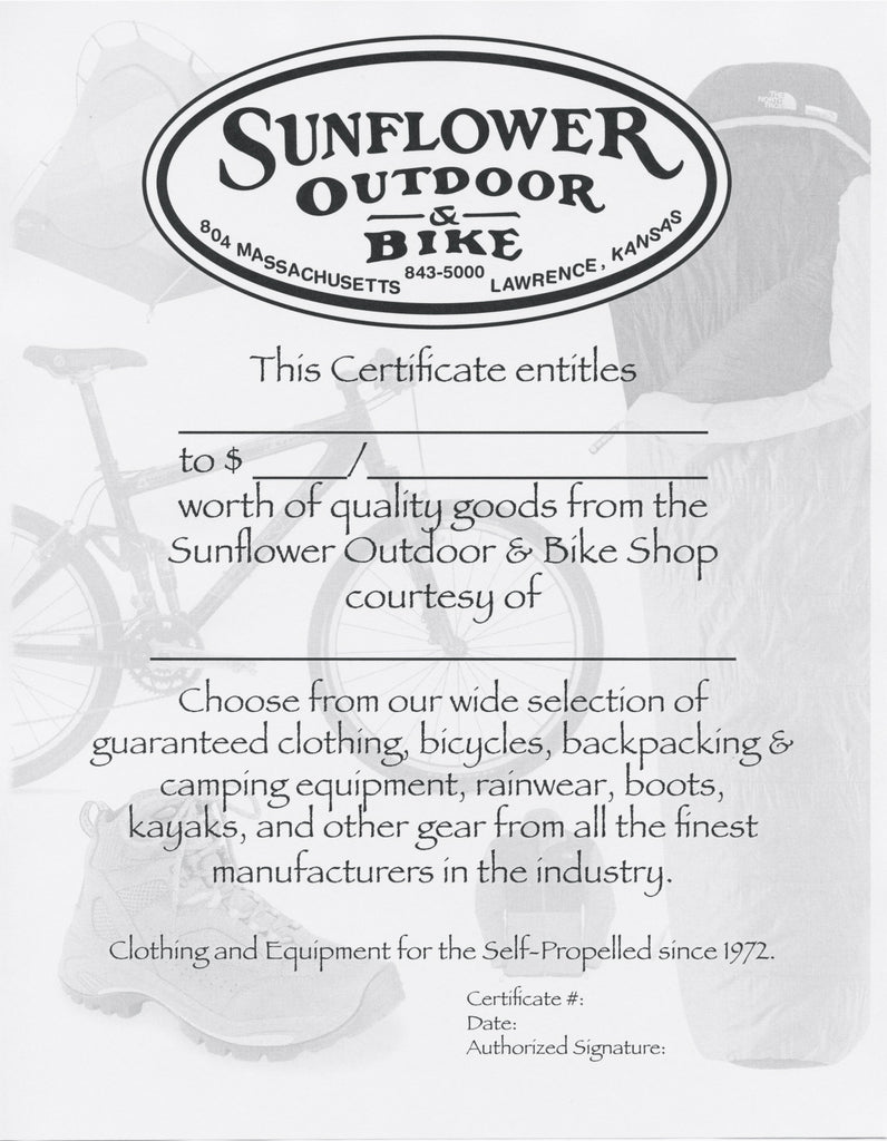 df4f6336565fd Products – Sunflower Outdoor and Bike Shop