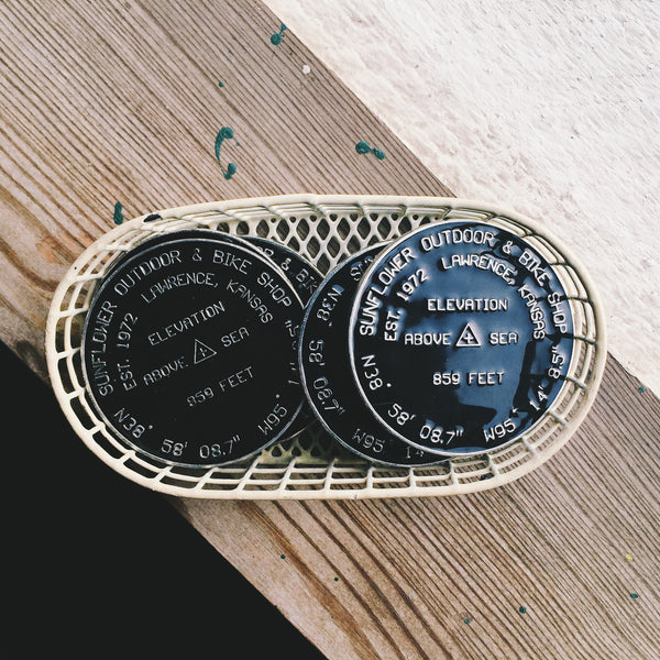 Geo Marker Belt Buckle