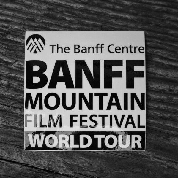Banff Sticker