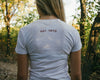 Ladies Natural White Tee