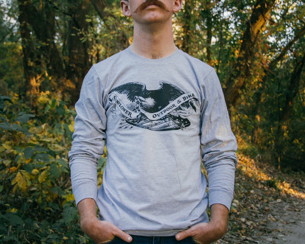 Sunflower Eagle Longsleeve