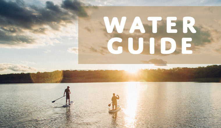 Our guide to getting on the water.