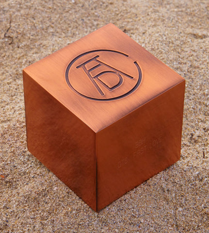 ADC Annual Awards Bronze Cube