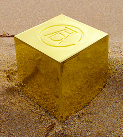 ADC Annual Awards Gold Cube